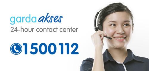 Call Garda Akses 1500112 - Layanan Contact Center 24 Jam dari Asuransi Astra