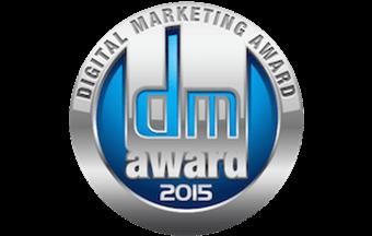 Garda Oto - Digital Marketing Award (DM Award) 2011-2013, 2015