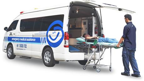 Garda Siaga - Layanan darurat di jalan dari Asuransi Astra - Emergency Medical Assistance