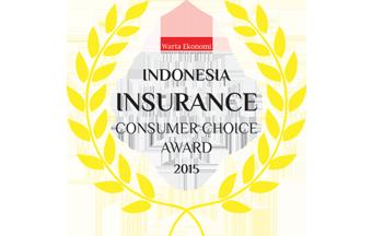 Garda Oto - Insurance Consumer Choice Award by Majalah Warta Ekonomi, 2015