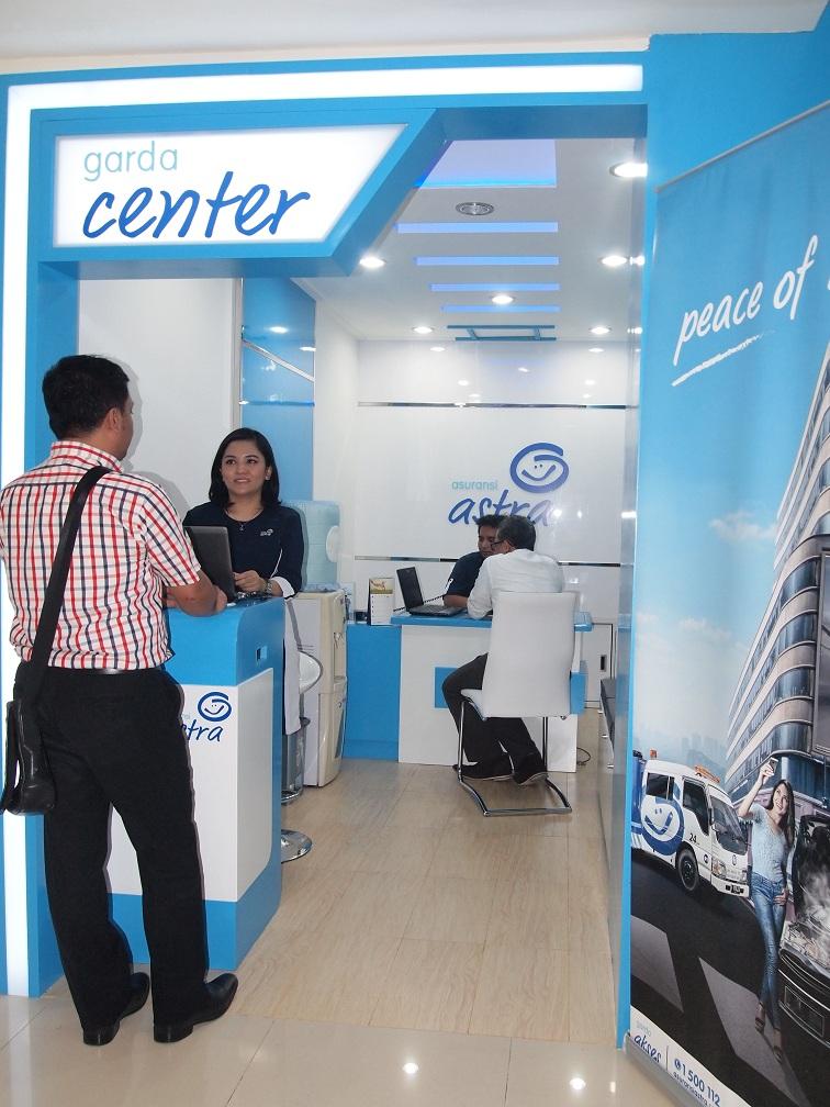 Garda Center Hadir di Lenmarc Surabaya