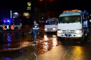 Garda Oto Tanggap Darurat Banjir