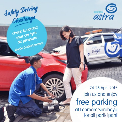 Safety Driving Challenge oleh Asuransi Astra