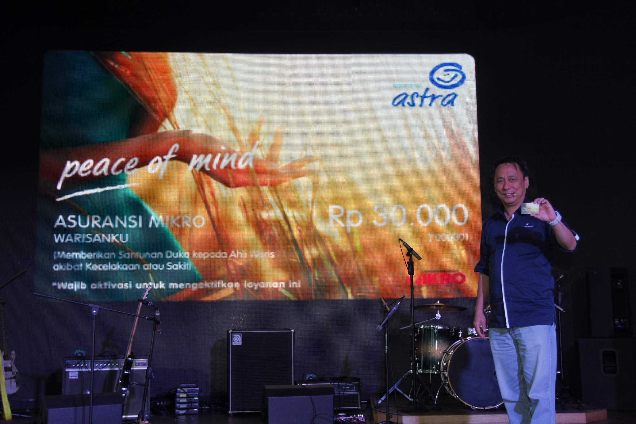 Asuransi Astra luncurkan Asuransi Mikro