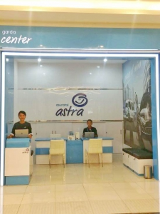 Garda Center Hadir di Technomart Karawang
