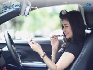 Tips mengemudi bagi wanita