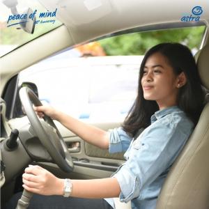 cegah sakit punggung saat menyetir