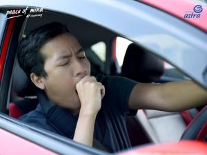 tips cegah ngantuk saat berkendara 2