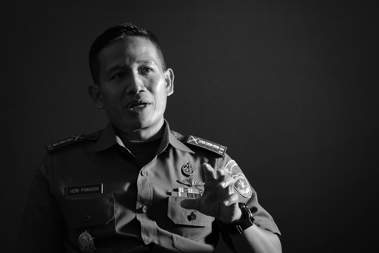 Kolonel Inf. Heri Prakosa - TNI Penjaga Perbatasan