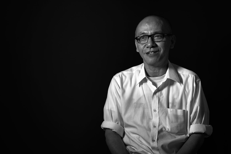 dr. Taris S. Alam, Petugas Kesehatan di Kecamatan Binong