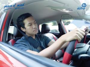 Bahaya kelelahan dalam berkendara