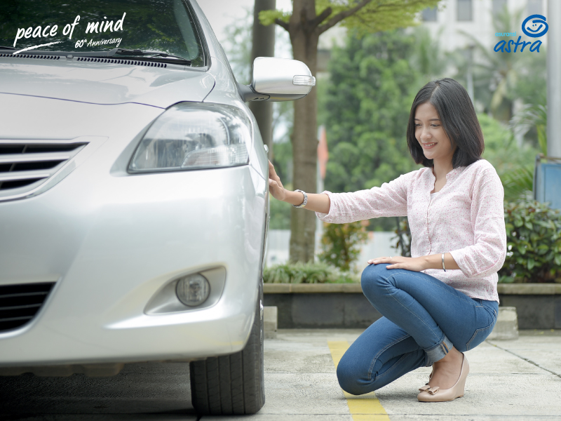 Mempersiapkan mobil untuk liburan