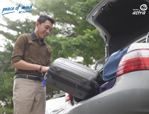 5 Tips Menata Barang di Mobil Saat Liburan