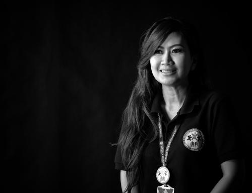 Any Kusuma Dewi, Relawan