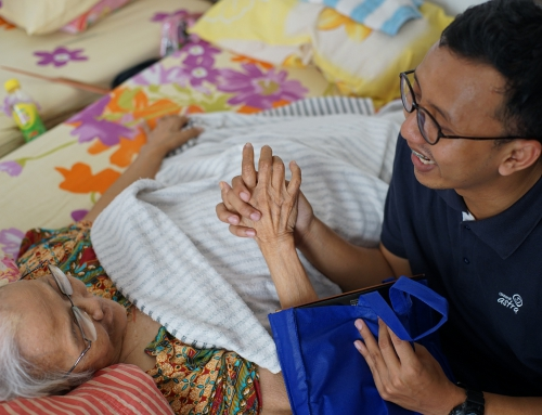 #BERKAHSENYUM ASURANSI ASTRA BERIKAN PEACE OF MIND PADA 5.012 MANULA