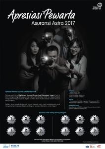 Apresiasi Pewarta Asuransi Astra 2017