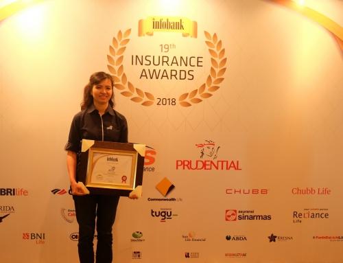 Asuransi Astra Raih Dua Penghargaan Asuransi Umum Terbaik