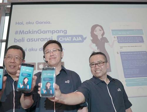 SAMBUT ULANG TAHUN KE-62, ASURANSI ASTRA KENALKAN GARXIA Virtual Assistant Pembelian Asuransi Pertama di Indonesia