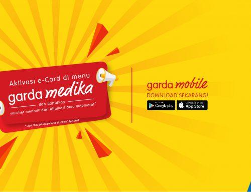 Promo Aktivasi menu e-Card di Medcare