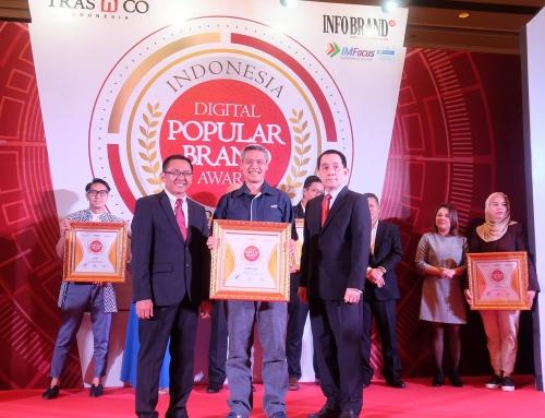 Semakin Populer Secara Digital Garda Oto Raih Penghargaan Indonesia Digital Popular Brand Award 2019