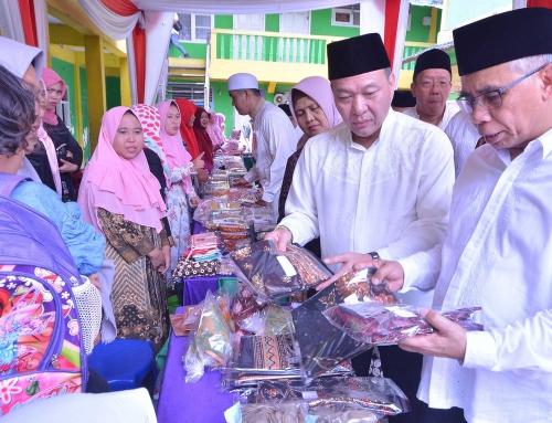 Dukung Program Peningkatan Inklusi Keuangan OJK, Astra Persembahkan Bank Wakaf Mikro Ketiga di Jambi