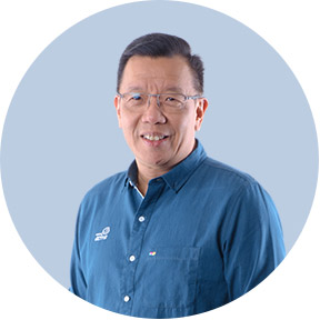 Gunawan Salim - Chief Marketing Officer - Retail & Health Business , Board of Directors