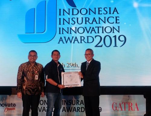 Konsisten Berinovasi, Asuransi Astra Raih Empat Penghargaandi Indonesia Insurance Innovation Award 2019