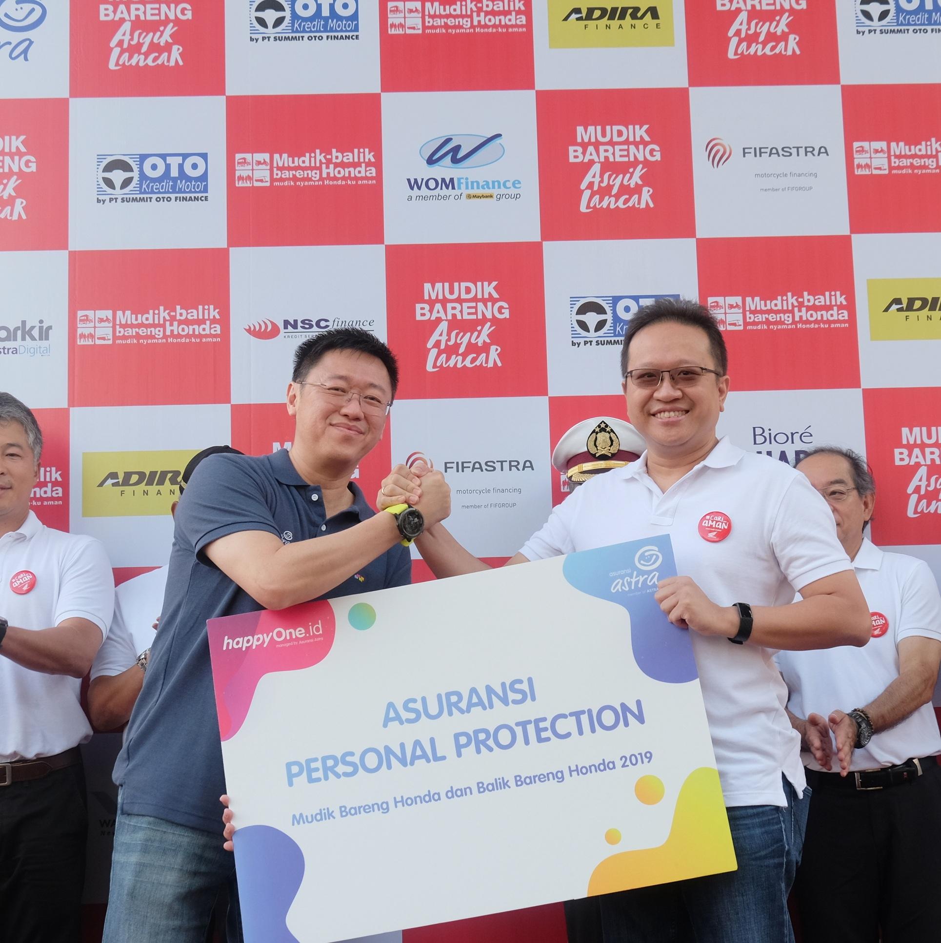 Asuransi Astra Kembali Siapkan Asuransi Personal Protection untuk Ribuan Pemudik