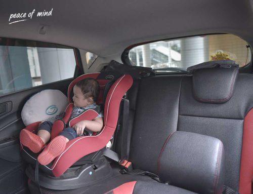 Mudik Asik Naik Mobil Bersama SI Kecil