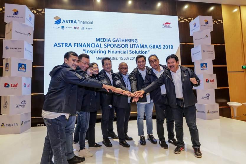Sukses di 2018, Astra Financial Tawarkan Berbagai Program Menarik pada GIIAS Jakarta 2019