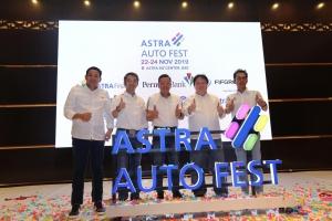 Grup Astra Hadirkan Persembahan Terbaik Melalui Astra Auto Fest 2019