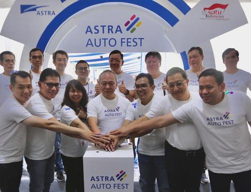 Kemeriahan 3 Hari Astra Autofest 2019, Capai Penjualan Sampai Rp 300 Miliar