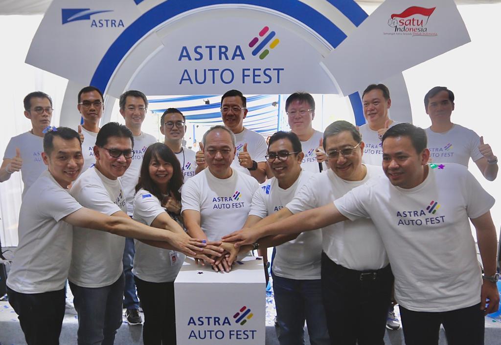 Kemeriahan 3 Hari Astra Autofest 2019, Capai Penjualan Sampai Rp 300 Miliar-1