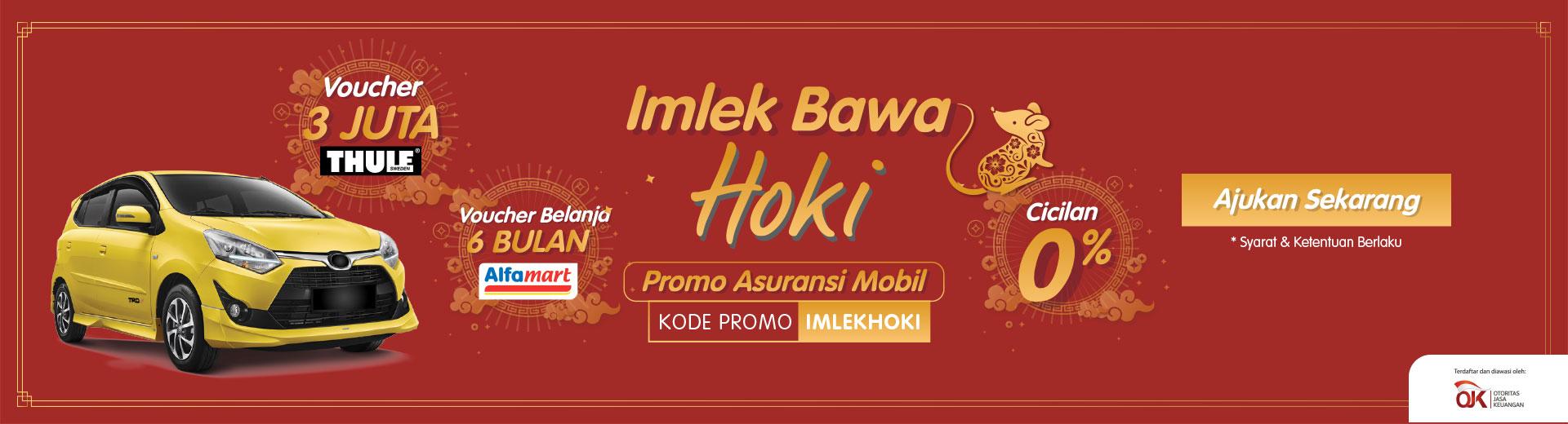 Promo gardaoto.com #IMLEKHOKI