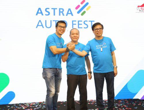 Astra Auto Fest 2020 Resmi Dibuka