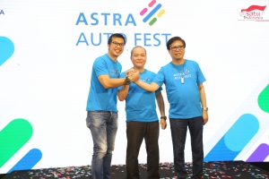 Pembeli Kendaraan di Astra Auto Fest mendapatkan Lucky Dip dengan total Hadiah Rp 3,7 Miliar
