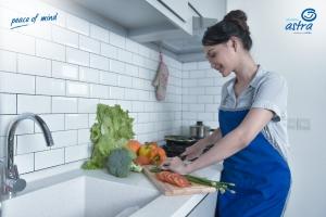 Foto Tips Aman Menjaga Kesehatan di Tengah Covid-19