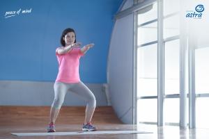 Foto Ilustrasi; 5 Tips Jaga Kondisi Tubuh Tetap Fit Usai Lebaran