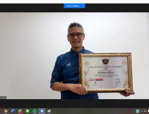 Garda Oto Berhasil Mendulang 3 Penghargaan Sekaligus dari Majalah Marketing