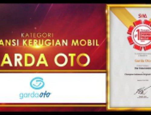 Garda Oto Berhasil Raih Indonesia Original Brand Award Enam Kali Berturut-turut