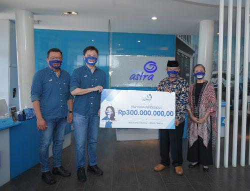 Asuransi Astra Salurkan 6.400 #MaskerTemanTuli dan 1.100 Paket Sembako untuk Teman Tuli di 24 Kota