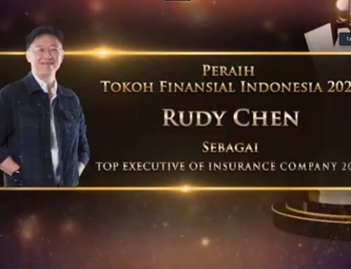 CEO Asuransi Astra Rudy Chen Raih Tokoh Finansial Indonesia Terbaik 2020