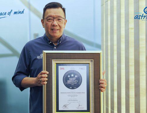 Garda Oto Kembali Raih Predikat Asuransi Mobil Terbaik Indonesia Best Brand Award 2020