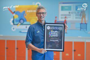 Memiliki Kesan Positif di Mata Gen-Z, Asuransi Astra Dinobatkan Menjadi Marketeers Youth Choice Brands of The Year 2020