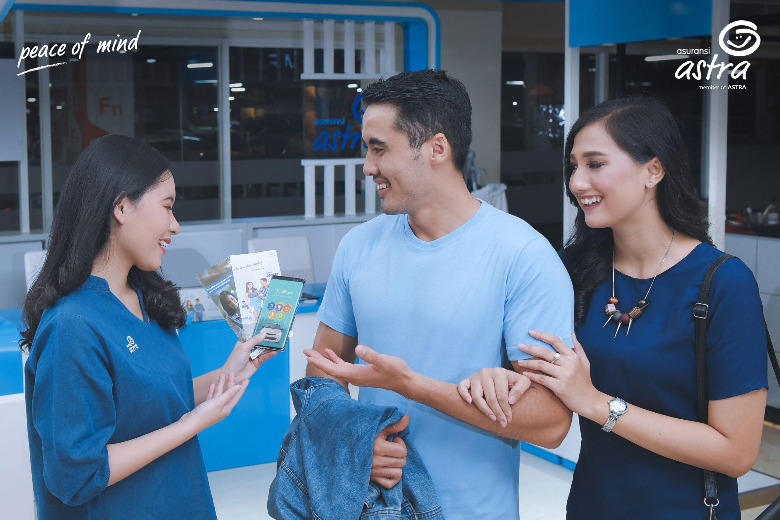 Fitur Garda Mall yang terdapat pada Otocare menambah pengalaman pelanggan.