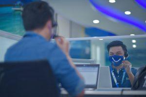 Contact center Garda Akses Asuransi Astra 1 500 112 siap melayani pelanggan setiap hari selama 24 jam