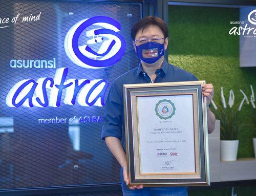 Asuransi Astra Menjadi Pemenang Dalam 2 Kategori Pada Perhelatan Indonesia PR of The Year 2021