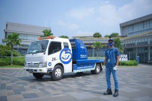 Garda Siaga selalu siap memberikan bantuan terhadap berbagai kebutuhan darurat pelanggan Garda Oto