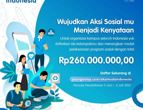 Asuransi Astra Ajak Mahasiswa Wujudkan Pendidikan Berkualitas Lewat #AksiMudaIndonesia