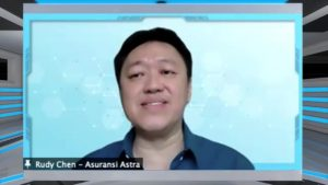 CEO Asuransi Astra, Rudy Chen menyampaikan rasa terima kasih dan apresiasinya kepada seluruh provider dalam acara Garda Medika Provider Gathering